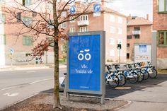 Sistema de bicicletas de Oslo traz um dos melhores logotipos que você poderia ver!