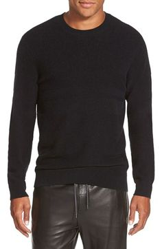 Vince Wool & Cashmere Crewneck Sweater