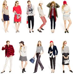 Extra 40% off Sale Items + FS Clothing for Family & Accessories @ J.Crew. Found on DealsAlbum.com.