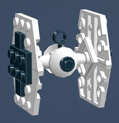 This is no mere ornament. It's a LEGO ornament. A LEGO Star Wars ornament that you can DIY. And it's going to look great hanging on your tree, along with a LEGO Millenium Falcon and TIE Fighter.
