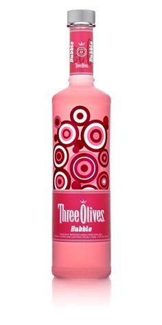 Bubble Gum Vodka Recipes Three Olives Drinks