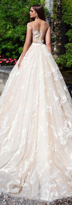 Wedding Dress by Milla Nova White Desire 2017 Bridal Collection - Annet
