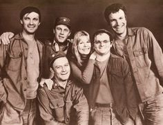 M*A*S*H is a Baby Boomer TV favorite. Who doesn't remember this TV series with its memorable characters? The series lasted eleven seasons.