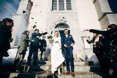 Mariage en hiver à Chamonix | Ela and the Poppies Photography | Photographe Mariage Bordeaux Cap Ferret Biarritz Cote Basque | International Wedding Photographer