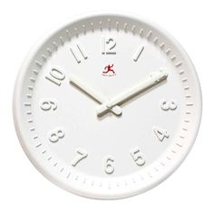 "Amazon.com: Infinity Instruments Vanilla-10"" Resin Wall Clock: Furniture & Decor"