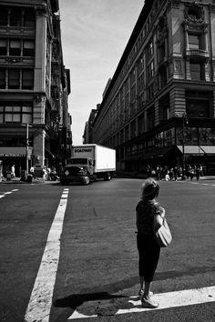 New York City Woman by Gustav Skanby on 500px