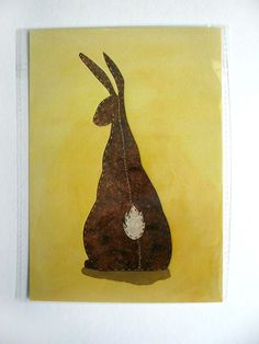 The Velveteen Rabbit Postcard