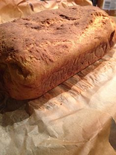 FashionFoodMe: Chleb kukurydziany bezglutenowy na maślance i jogurcie Bread, Food, Brot, Essen, Baking, Meals, Breads, Buns, Yemek