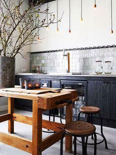 no end to design: kitchen inpirations