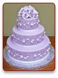 Our cake but with sage green frosting