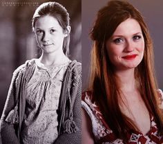 Ginny Weasley is all grown up!