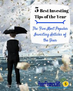 Don't miss the five best investing tips of the year from PeerFinance101 and your chance to get 2016 started off right!