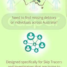 caspar.com.au for the most comprehensive data requirements in skiptracing #bigdata #Litigation #mercantile