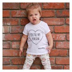 Hey you! It's Saturday!!! And this cutie is rockin our •YOU'RE MY PERSON• tee ❤️ • • • #cutekidsclub #igfashion #kidzootd #instagram_kids #trendykiddies #babiesofinstagram #kidzfashion #kidslookbook #kids_stylezz #thechildrenoftheworld #igkiddies #flylittleguy #kidsfashion #toddlerfashion #harrypotter #quidditch #mischief #potterhead #harrypotterforever #hogwarts #ghost #ghoul #ghoulnextdoor #halloween #greysanatomy #person #youremyperson #bff