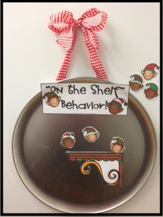 Pizza Pan Praise - whole group positive behavior incentive {elf themed} $ Behavior Incentives, Behavior Management, Classroom Management, Child And Child, Child Care, Online Classroom, Classroom Ideas, Motivate Yourself, Create Yourself