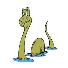image result for loch ness monster coloring pages