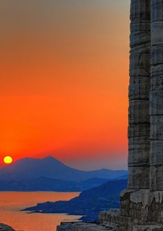 Temple Of Poseidon, Cape Sounion..