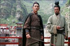 Red Cliff starring Tony Leung - Hong Kong actor and C popstar - Chinese male celebrities 梁朝偉