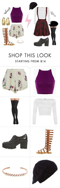 """S + T"" by englishtea-xx ❤ liked on Polyvore featuring MINKPINK, Commando, WearAll, Mini Cream, Paloma Barceló, Linea and Vince Camuto"