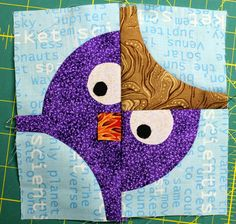 The Drunkard's Owl Block–52 Blocks