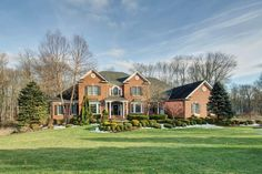 Beautiful Colonial Home | Basking Ridge Somerset County Single Family Home Home for Sales Details