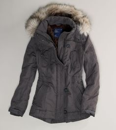 If I were going back to Germany, I'd get this parka for winter
