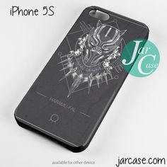 Black Panther Haramu-Fal - Z Phone case for iPhone 4/4s/5/5c/5s/6/6 plus