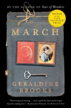 March by Geraldine Brooks: The other side of the book Little Women, this is the story of the father Mr. March. Pretty quick read, warm voices. Recommended.