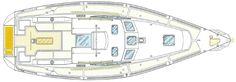 B & G Yacht Design - Multichine 36SK