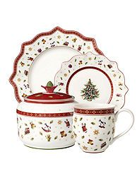 Villeroy & Boch Toy's Delight Dinnerware
