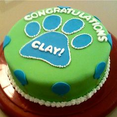 The purrrfect cake for gradutation!