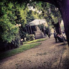 Progetto Instagram iPhone: Paesaggi, Piazza San Niccolò (Firenze). Art Director: Lapo Secciani Photographer: Lapo Secciani.