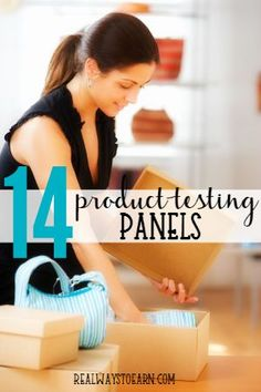 14 product testing panels you can join to get free stuff to try and KEEP!