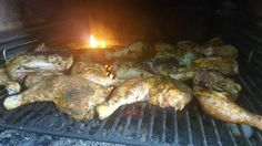 BBQ in the garden from Transylvania Hostel in Cluj