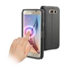 Funda Book Samsung Galaxy S6 Muvit Eye Folio Negra 18,99 €