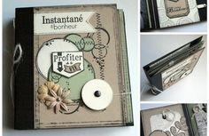 Atelier Mini album à Charchigné (53)