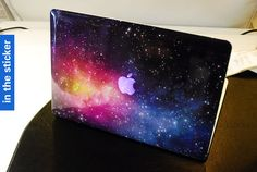 Galaxy macbook pro decal apple sticker macbook pro by inthesticker, $15.98