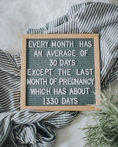 Pregnancy quotes, letter board quotes. 134 Likes, 11 Comments - Katie Emmons (@katelaraine) on Instagram