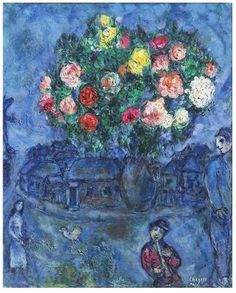 This #MarcChagall sells for a final price of £1,426,500 @ChristiesInc