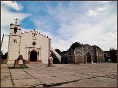Parroquia Santiago Apóstol,Ocuilan,México,México
