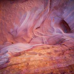 Exploring Nevada's Pastel Canyon, Pastel Canyon