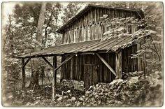 NC Tobacco Barn