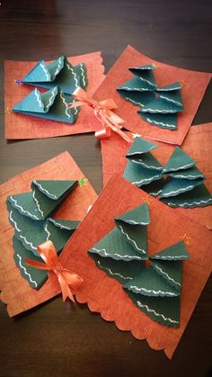 DIY Christmas cards with kids | Mommygyan | Parenting blog in India