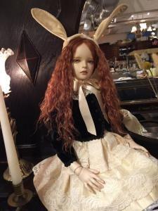 陽月さんの人形