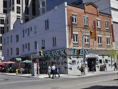 The Rex Hotel, Toronto (Hotel and Jazz Club)