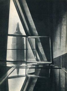 © John T Moss Jr., 1936, Geometry