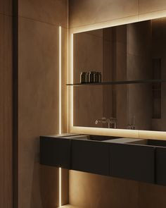 Master bathroom Master Bathroom, Bathroom Lighting, Mirror, Furniture, Home Decor, Case Study, Bathrooms, Interior, Bathroom Light Fittings
