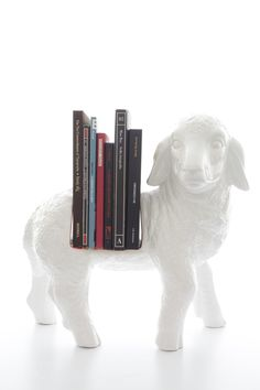Dolly - adorable bookcase  www.viondesign.com