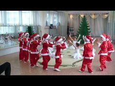 Танец с разноцветными полотнами - YouTube Christmas Dance, Christmas Concert, Christmas Shows, Christmas Bells, Preschool Christmas Crafts, Crafts For Kids, Music Activities, Activities For Kids, Zumba Kids