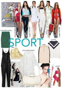 How To Wear- Sports Luxe. www.kit-magazine.com